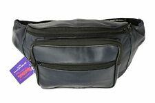 Genuine Leather Waist Fanny Pack Belt Bag Pouch Travel Hip Purse Men Women