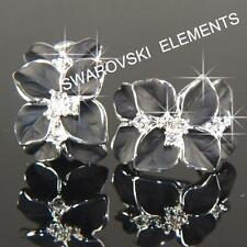Unbranded Leverback Round White Gold Filled Costume Earrings