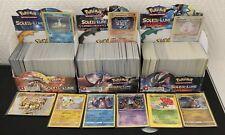 Carte Pokemon Française NEUF Lot de 100 sans double 6 Rare / Brillante + Cadeau