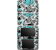 Vinyl Skin Decal Cover for Nintendo 3DS XL LL - Boom Boom Green