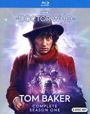 DOCTOR WHO: TOM BAKER - THE COMPLETE FIRST SEASON NEW BLU-RAY DISC
