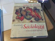 Essentials of Sociology : A Down-to-Earth Approach, Interactive Edition Demo...
