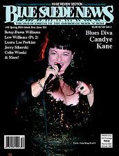 Blue Suede News70 CANDYE KANE Colin Winski Lew Williams