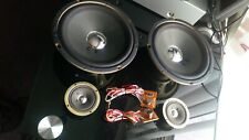 More details for amstrad woofers, tweeters, crossovers pair