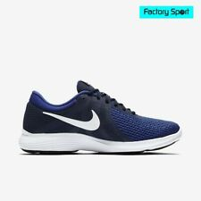 Revolution 4 Nike Navy White 44