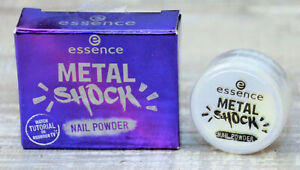 essence Metal Shock Nail Powder Essence Nr. 02 me and my unicorn    NEU