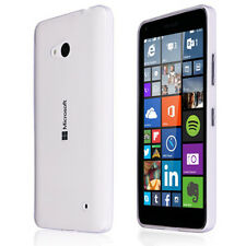 Ultra Slim Soft TPU Gel Clear Crystal Case Cover For Microsoft Nokia Lumia 640