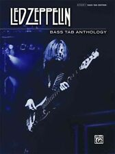Led Zeppelin Bass Tab Anthology Authentic Bass Tab Edition Book NEW!