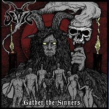 Devil-gather the Sinners (NEW * Occult Doom/Heavy Metal * BLACK SABBATH * M. fate)