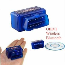 V2.1 ELM327 ODB2 ODB-II Wireless Bluetooth Diagnostic Code Rear Car Auto Scanner