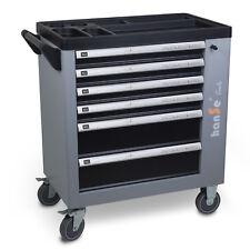hanSe® Marken Werkstattwagen gefüllt mit 245-teiligem Werkzeugsortiment