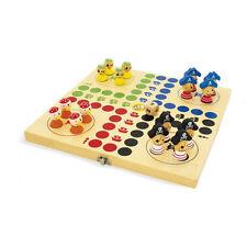 Ulysse 3824 Ludo Piratas Madera Juego de mesa juego de mesa ¡Nuevo! #