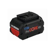 Bosch Akkupack ProCORE18V 8,0 Ah Professional Solo Ersatzakku Akku 1600A016GK