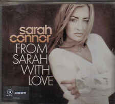 Sarah Connor- From Sarah With love cd maxi single