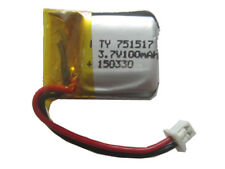 Battery 100mAh 3,7V Li-po for drone helicopter Syma Hubsan JJRC Cheerson 751517