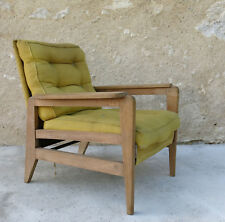 FAUTEUIL SCANDINAVE, design, loft, fauteuil scandinave, Gascoin ? A IDENTIFIER