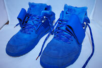 Nike Air Trainer V. Cruz Prm Victor Men's Size 11 Tennis Shoes Blue 812637 400