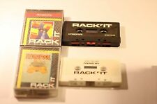 ZX Spectrum 48K 128K +2 - Rack-It ANARCHY & HYDROFOOL BY HEWSON 1987 JOB LOT