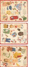 VINTAGE UNCUT 1940 Mini VALENTINES Nancy PAPER DOLLS ~MERRILL~ORG SZ~LASeR REPRO