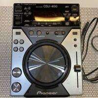 PIONEER CDJ-400 CDJ Controller Digital CD Deck DJ Equipment Used Tested