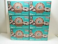 Original Donut Shop Chocolate Glazed Keurig K-Cup Medium Roast Coffee 72 Count