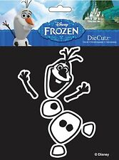 DieCutz Disney Frozen Olaf Window Decal