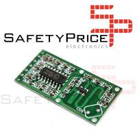 SENSOR RADAR POR MICROONDAS RCWL-0516 Arduino, Raspberry pi, electronica