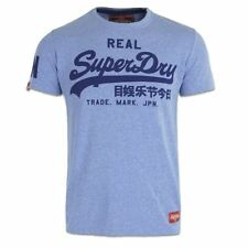 Superdry Crew Neck Graphic Big & Tall T-Shirts for Men