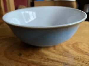 Denby Colonial Blue Cereal/pudding Bowls