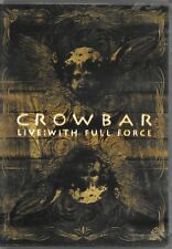 Crowbar - Live: With Full Force (DVD) We Combine Shipping in the U.S.! METAL!