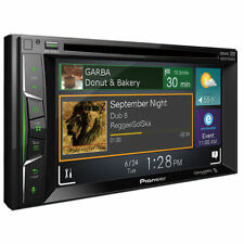 "PIONEER Bluetooth Multimedia DVD Car Stereo Receiver 6.2"" TouchScreen 