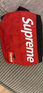 Supreme Fanny Pack Waist Bag Shoulder Messenger Crossbody Streetwear Official