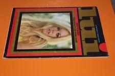 (179) Lui n°60 de janvier 1969 Brigitte Bardot