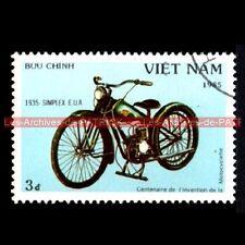 SIMPLEX 1935 - VIET NAM - VIETNAM : Timbre Poste Moto