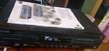 KODAK PCD-865  PhotoCD CD Player + demo disc cdm-9 transport power cable & scart