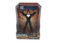 dc universe classics Wave 6 Superman Black Suit Action Figure