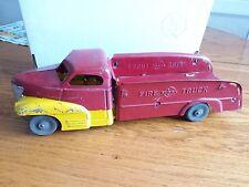 Buddy L Fire Truck Pressed Steel Truck Toy