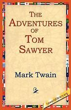 Adventures of Tom Sawyer: By Mark Twain