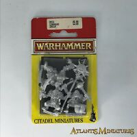 Metal Orc Command Group Blister - Warhammer Age of Sigmar C1655