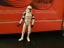 Star Wars Clone Trooper from AT-TE Assault Squad Battle Pack NICE