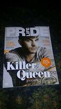 PRIDE LIFE Magazine Killer Queen ADAM LAMBERT On Cover He Will Rock You 2017 Gay