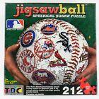 Jigsaw Ball MLB Spherical Jigsaw Puzzle 3D The Major League Team Ball Official