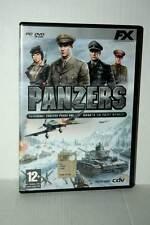 PANZERS GIOCO USATO OTTIMO STATO PC DVD VERSIONE ITALIANA GD1 42945