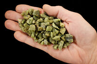 "Vesuvianite 1/2"" 6 Oz Bag Rock Mineral Specimen Heart Chakra Healing Crystal"