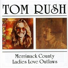Tom Rush - Merrimack County / Ladies Love Outlaws [New CD]