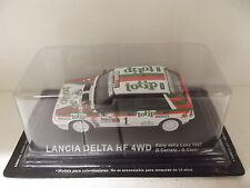 LANCIA DELTA HF 4WD DELLA LANA 1987 CERRATO 1/43  J74