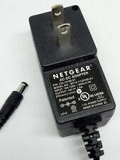 Netgear AC-DC Adapter US 110-120V MT12-Y120100-A1 332-10190-01 12V 1.0A DC PSU