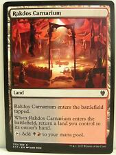 Magic Commander 2017 - 4x Rakdos Carnarium