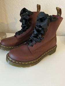Dr Martens Pascal Cherry Red Size 4