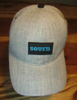 SOVRN Skateboard Mens Baseball Cap, Hat, Gray, Colorado, Snapback, EUC